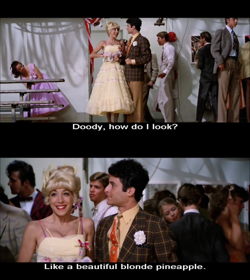 Hahaha his name is Doody, I never knew that before.