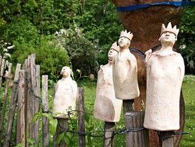 Keramik Werkstatt Ingrid Rinker in Radolfzell am Bodensee [Bilder]