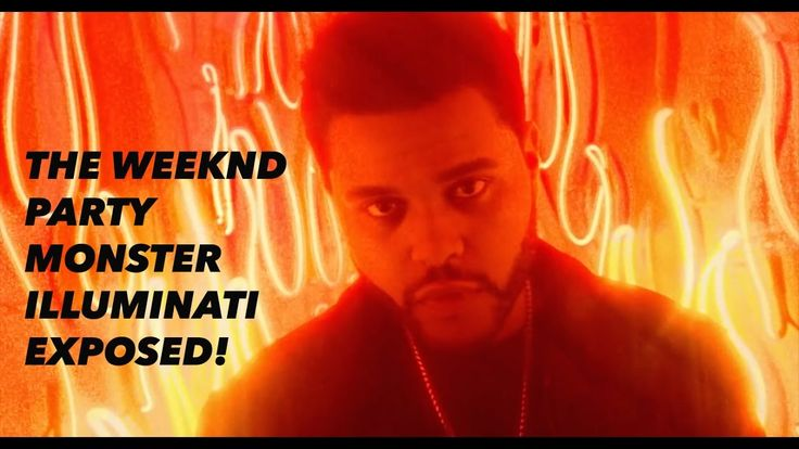 THE WEEKND - PARTY MONSTER (OFFICIAL MUSIC VIDEO) ILLUMINATI EXPOSED!