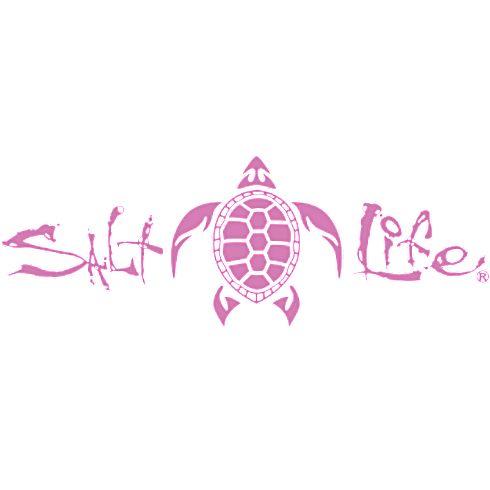 Signature Turtle Decal - - Salt Life