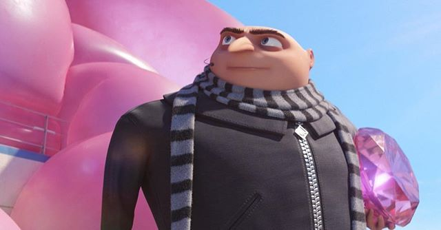 Always hilarious 😂 😂 😂 definitely watching this fun film haha Our review of 'Despicable Me 3' is now up! http://www.actinghour.com/reviews/despicable-me-3 #review #despicableme #gru #minions #animation #films #sequel