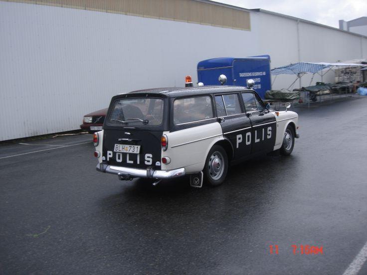 220 POLIS at '13 VROM  www.volvomuseum.nl