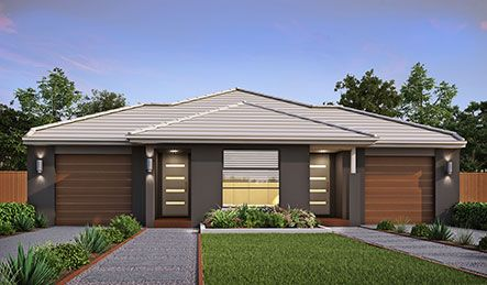 Our Render Zahra  Facade. Visit our website for more information on our range of options for your new home.