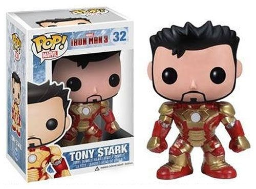 "Toys: It appears SDCC attendees will be able to pick up an exclusive ""unmasked"" Iron Man Mark 42 Funko POP! Vinyl figure. [ToysREvil]"