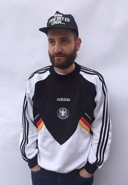 Vintage Adidas Sweatshirt Germany Size M