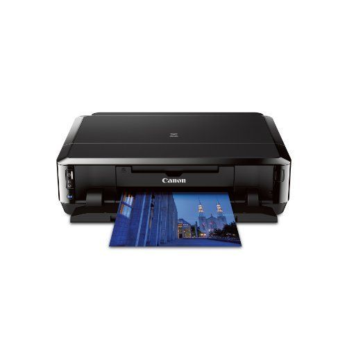 Canon Office Products IP7220 Wireless Color Photo Printer by Canon. $80.56. From the Manufacturer                                                      view larger                        Five Individual Ink Tank System           view larger        For the 9th year in a row, Canon U.S.A. is proud to have received the 2012 Readers' Choice Award for Service & Reliability from PCMag.com for Printers.                       Auto Duplex Printing         view larger        Overview...