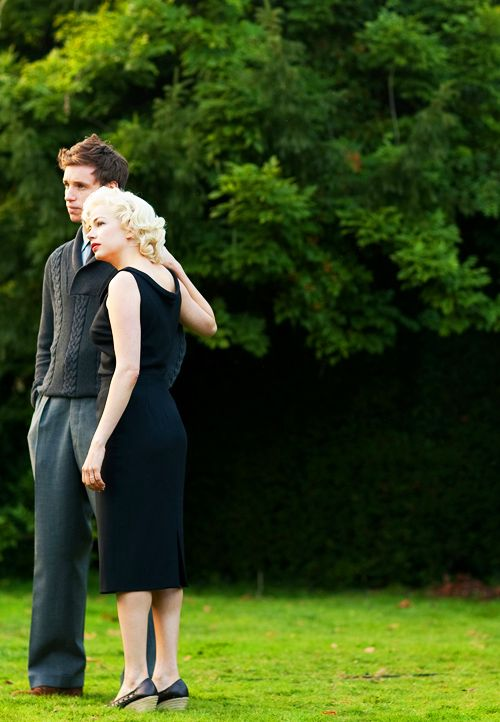 My Week With Marilyn (2011) by Simon Curtis with Michelle Williams, Eddie Redmayne, Julia Ormond, Kenneth Branagh...