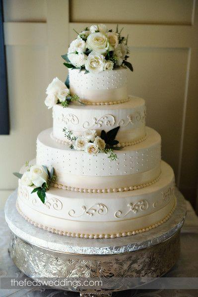 Classic Wedding Cakes Wedding Cakes Photos on WeddingWire