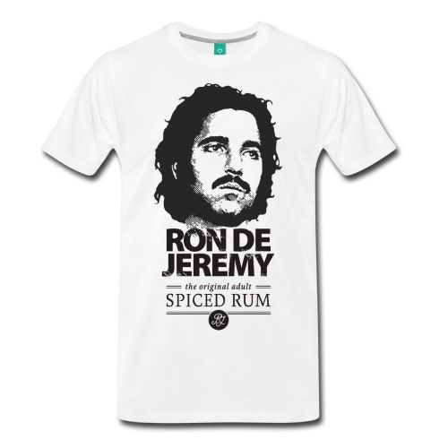Spice things up with Ron 😏 . . . . . . . . . . . . . . . . .  #RonJeremy #rondejeremy #tees #fashion #men #mensfashion #ronjeremyrum #clothing #fame #rum #ron #mensclothing #drink #funfact #rondejeremyrum #beastar #theadultrum #rumtales #ronthehedgehog #rondejeremyspiced