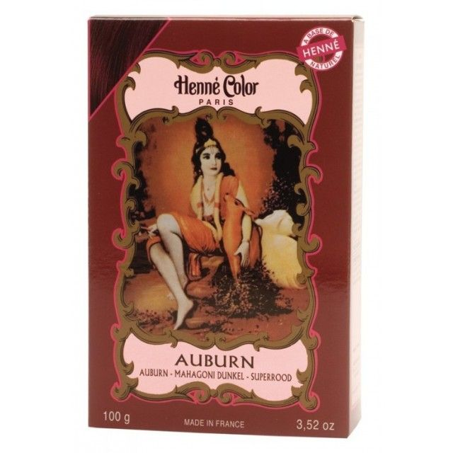 Henna Powder - Auburn