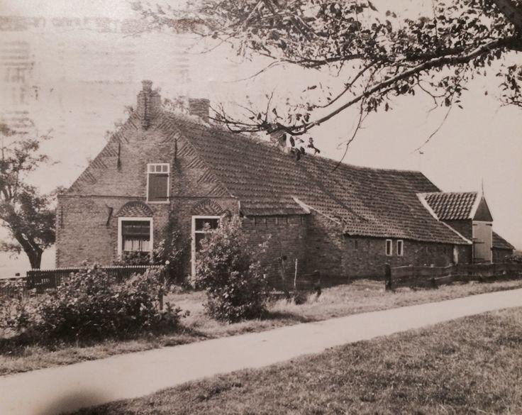 """""""Speelske Hus"""" 1962 Terschellling"""