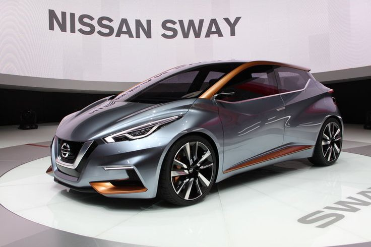 Nissan Sway (Genewa 2015)
