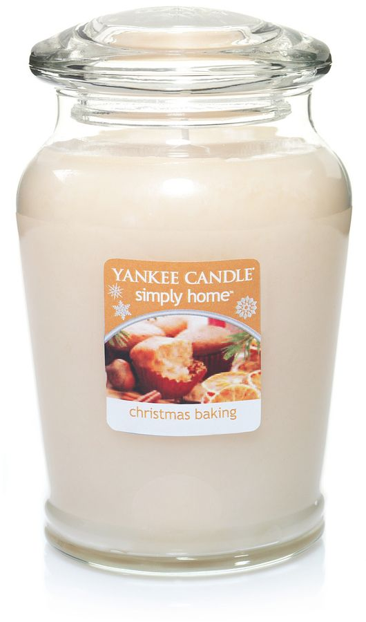 Yankee Candle Christmas Magic Jar - Large Follow My Pinterest: @vickileandro