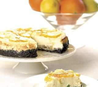 Buck Brand Citrus Cheesecake