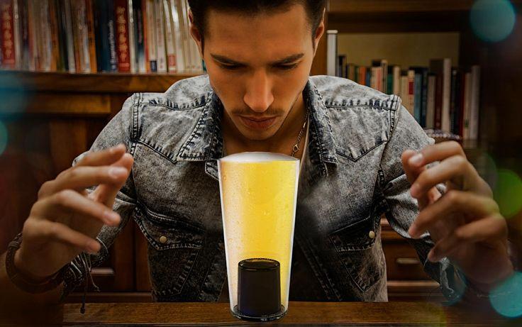 🌟NEW: Pinte de #biere boule magique 16.90€ ici ➡ http://ow.ly/Gt4p309hiR5 lire l'avenir à l' #apero !