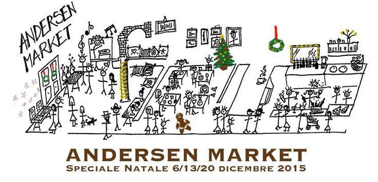 SEGNATE SUL CALENDARIO ---> Domenica 6 Dicembre tutti  all' #AndersenCafe, in Via Borgo Santa Croce 21/r, #Firenze per un evento davvero speciale: un #christmas market pieno di bijoux e accessori unici, tra cui i miei #gioielli di #carta.. Venite a scoprirli ;) #natale #regali #gift #savethedate #gioiellocontemporaneo #paperjewels #gioiellidicarta #contemporaryjewels https://www.facebook.com/events/184346151909457/