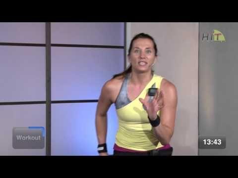 HIIT Cardio Tabata - YouTube