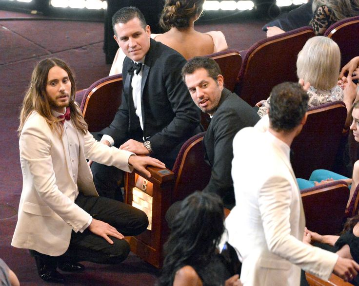 Jared Leto - 86th Annual Academy Awards
