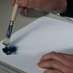 HU25 : Les différentes duretés de pinceaux à l'huile
