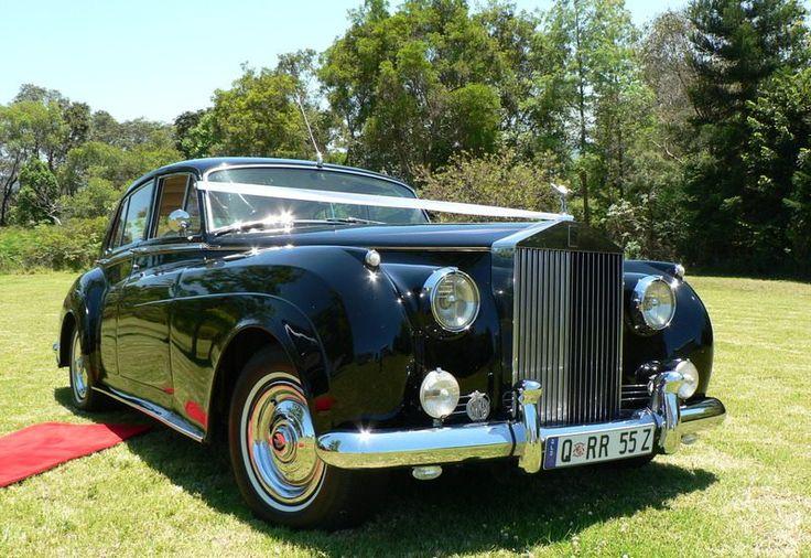 Elizabeth - a 1955 Rolls-Royce