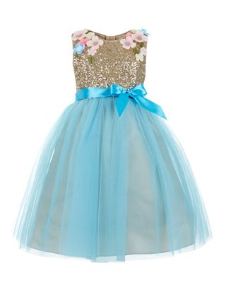This and the pink, perfect combination for flower girls