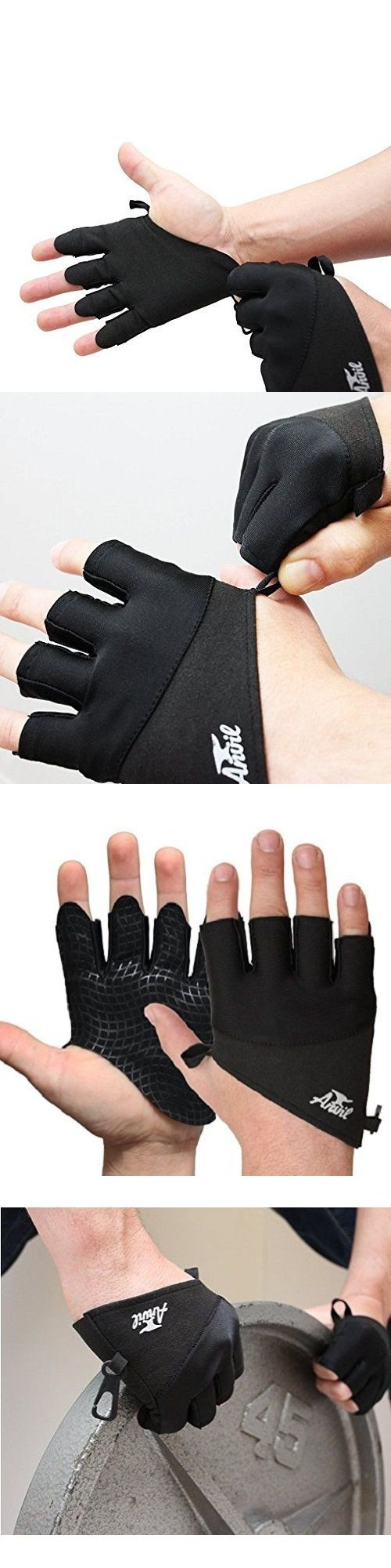 Gloves Straps and Hooks 179820: Best Weight Lifting Gloves Large Hand Gloves For Gym Men Women Fitness Gear Kit -> BUY IT NOW ONLY: $99.98 on eBay!