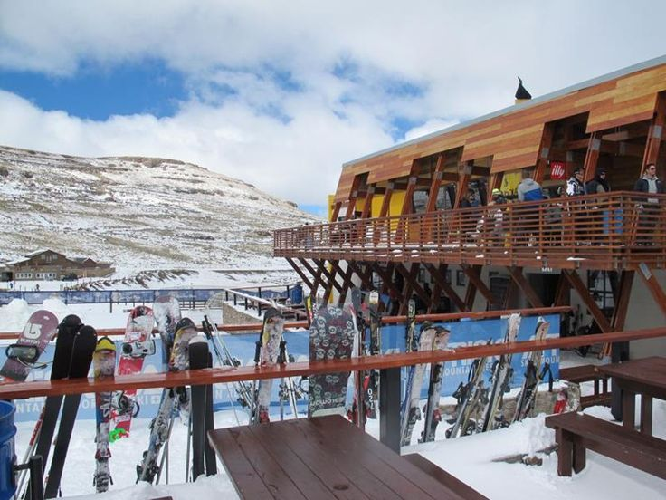 22. Afri Ski, Lesotho - As a country that is surround on all sides by South Africa, Lesotho offers one of the most unique ski destinations in the entire world.