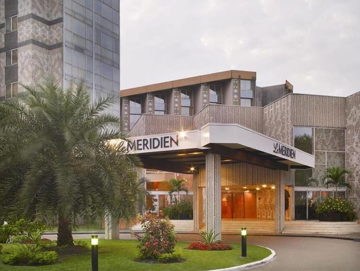 Libreville Le Meridien ReNdama Gabon, Africa Le Meridien ReNdama is conveniently located in the popular Libreville area. The hotel offers a wide range of amenities and perks to ensure you have a great time. All the necessary facilities, including free Wi-Fi in all rooms, 24-hour security, daily housekeeping, fax machine, gift/souvenir shop, are at hand. Some of the well-appointed guestrooms feature closet, towels, slippers, additional toilet, separate living room. Access to th...