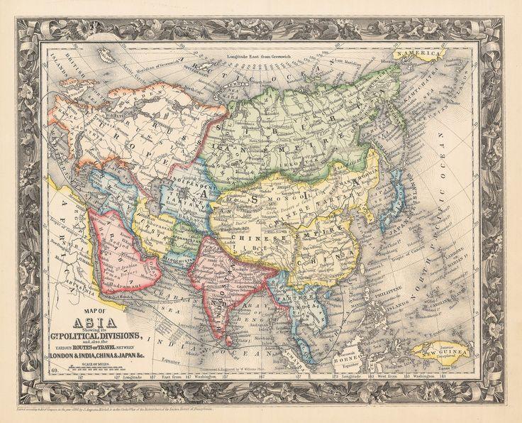 185 best Antique Maps images on Pinterest  Antique maps Old maps