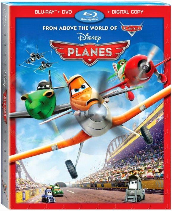 Disney Planes DVD #mbsGG