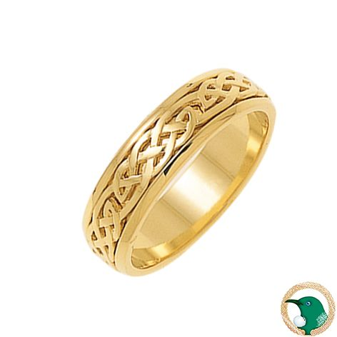 Hope Celtic Ring Meaning: This embraces the promise of all things, giving optimism and positive encouragement.