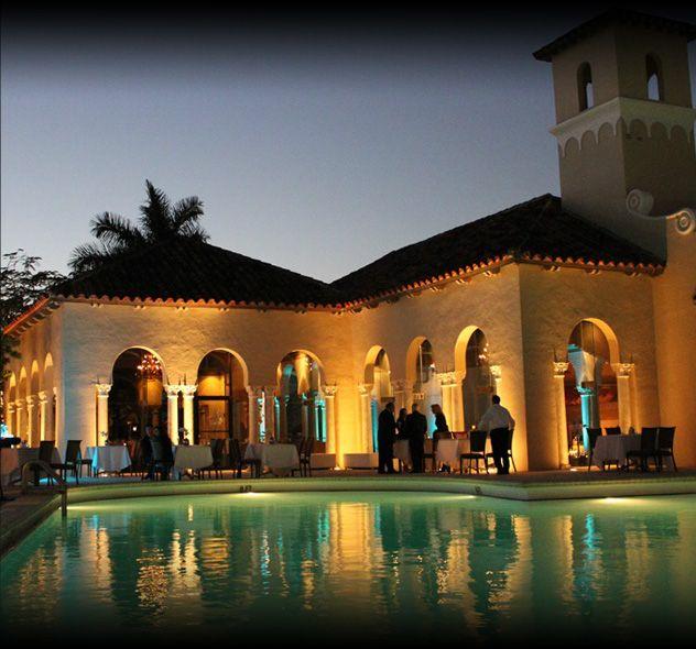 The Coral Gables Country Club | Miami Wedding  Special Event Venue | Wedding Planners Miami | Atrium Room