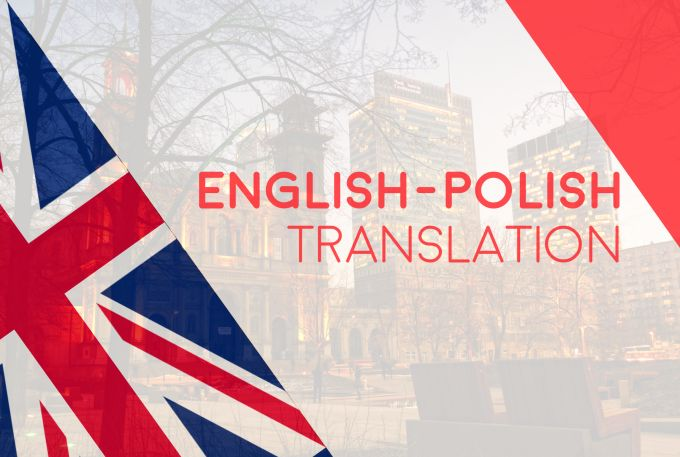translate from English to Polish or Polish to English by ctl760