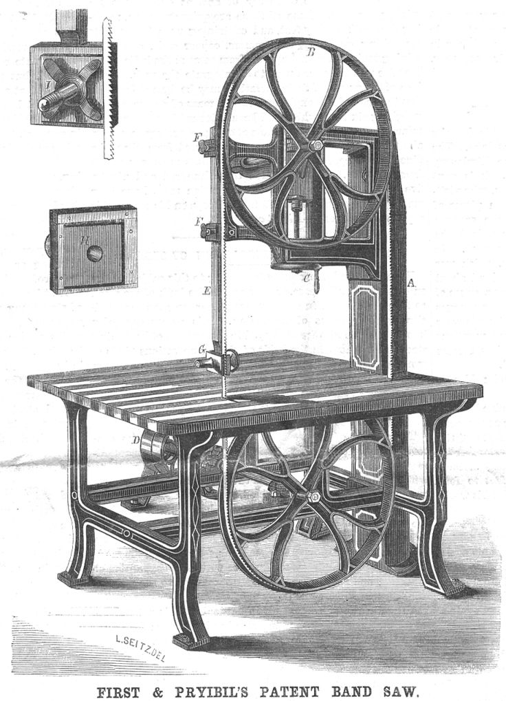 wood band saw first & pryibil 1.jpg 749×1037 pixels