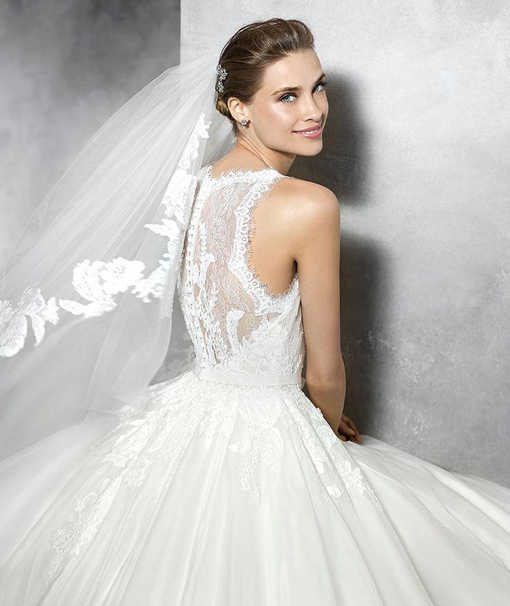 TEKLA, Wedding Dress 2016