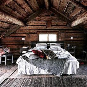 Gorgeous Rustic Cabin Interior Idea (12)