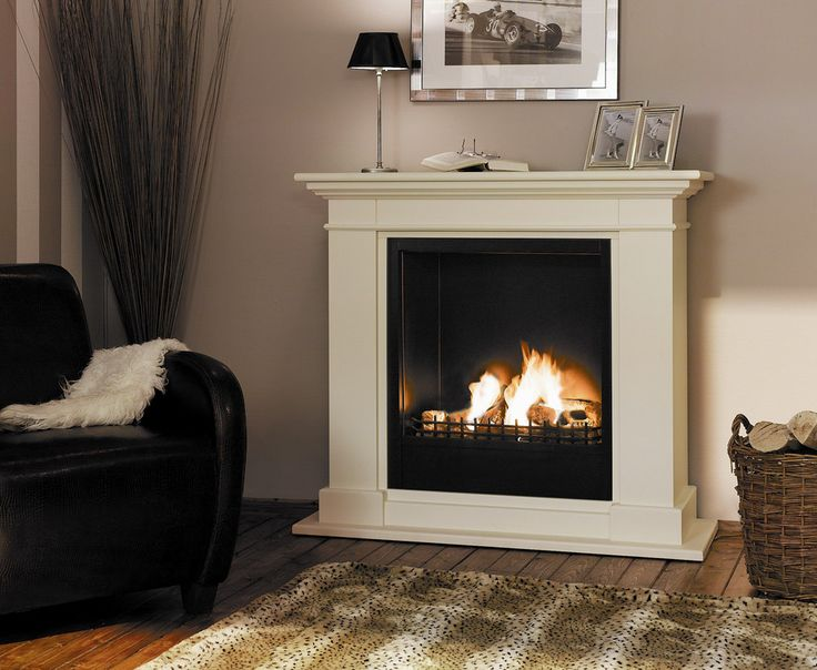 Convert your traditional fireplace to Bio Ethanol fuel fireplace. A much better solution!