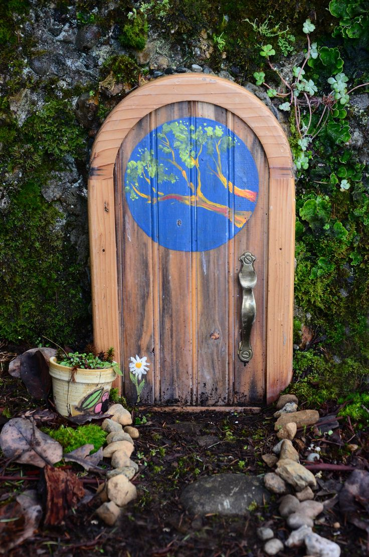 13 best images about faerie doors of salt spring island on for The faerie door