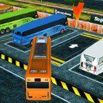 juego de estacionar bus 3D