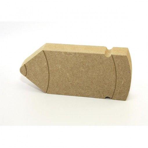 Pencil freestanding 18mm blank craft shapes http://www.lornajayne.co.uk/
