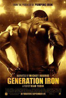 """Generation Iron LedocumentaireGeneration Iron est disponible sous-titré en français surNetflix France.    [traileraddict id=""""tt22..."""
