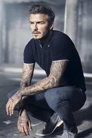 H&M Modern Essentials Collection Selected by David Beckham