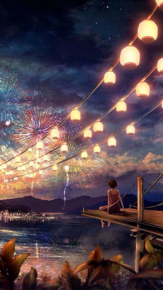 Change Of Scenery Anime Scenery Scenery Wallpaper Anime Background Anime wallpaper that changes with