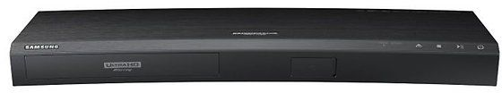 Samsung 3D 4K Blu-ray Player with Built-in WiFi - UBD-K8500