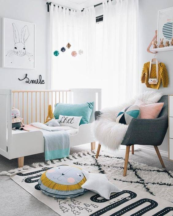 Pastel Colors Kids Room: Best 25+ Pastel Nursery Ideas On Pinterest