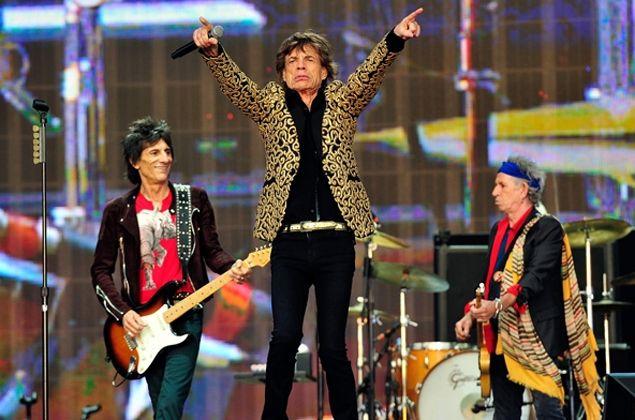 Los Rolling Stones editan sus shows en el Hyde Park