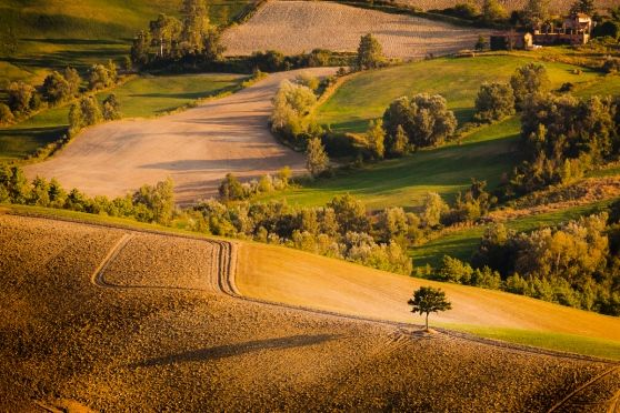 Le luci dell'Oltrepo nelle immagini di Anglisani - Cronaca - La Provincia Pavese