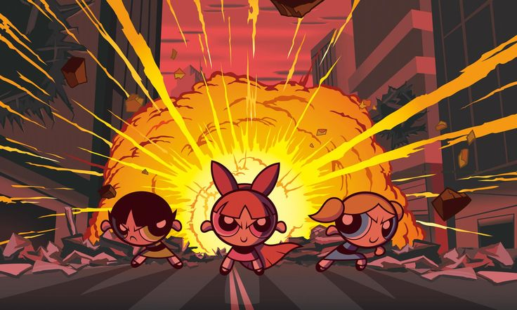 When did the powerpuff girls come out-4026