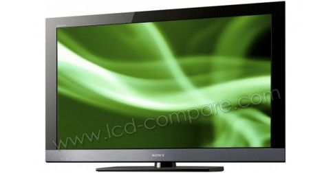 Voir la fiche technique LCD-Compare, les marchands, prix et avis utilisateurs sur le SONY KDL-40EX500 - 102 cm