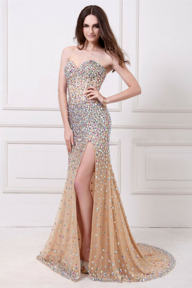 18 best Grad dresses images on Pinterest | Dress prom, Formal dress ...